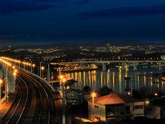 Pontes (Bridges) - S. Joao/Freixo by <b>Mario Eloi Castro</b> ( a Panoramio image )