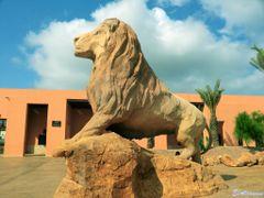 Rabat Zoological Park by <b>elakramine</b> ( a Panoramio image )
