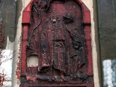 Abandoned Wall Sculpture by <b>brooksbl</b> ( a Panoramio image )