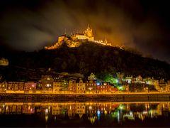 Cochem mit Reichsburg by <b>Heinz Peierl</b> ( a Panoramio image )