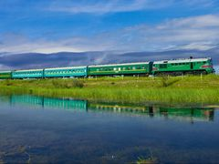 near Darkhan station by <b>Monrailpic</b> ( a Panoramio image )