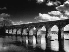 Disused Railway Viaduct, Ballydehob, West Cork by <b>2c</b> ( a Panoramio image )