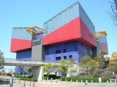 Osaka Aquarium Kaiyukan by <b>Petteri Kantokari</b> ( a Panoramio image )