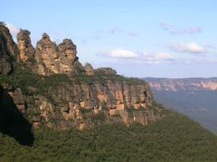 Three Sisters by <b>obsty</b> ( a Panoramio image )