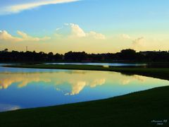 Nuvens em reflexo by <b>Aramos</b> ( a Panoramio image )