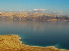 The  Dead Sea.                   ( All photos taken th by <b>nadiakushnir</b> ( a Panoramio image )