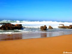 Plage El Beddouza by <b>elakramine</b> ( a Panoramio image )