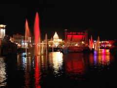 Fountain lights by <b>Agila</b> ( a Panoramio image )