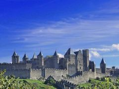 Carcassonne, Aude, France by <b>Pom-Panoramio? YES !</b> ( a Panoramio image )