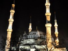 """Selimiye Camii * """"Historical Selimiye Mosque (1575) - UNESCO Wor by <b>OLYMPIST ©</b> ( a Panoramio image )"""