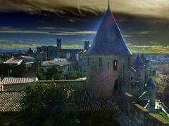 La Cite de Carcassonne by <b>Pom-Panoramio? YES !</b> ( a Panoramio image )