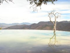 Hierve el Agua by <b>EvaHerber</b> ( a Panoramio image )