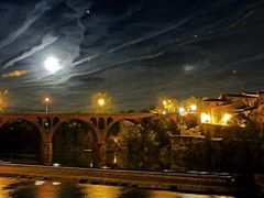 "Nuit d""Albi -Tarn - France by <b>Pom-Panoramio? YES !</b> ( a Panoramio image )"