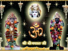 Kshetrapal Ji , Jhanker by <b>bhupendra kumawat</b> ( a Panoramio image )