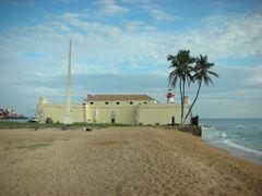 Sao Tome & Principe - Sao Tome - The Portuguese fort - Nov 12 by <b>Filippo Aragone</b> ( a Panoramio image )