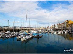 Puerto deportivo Gijon-Asturias-Espana- by <b>cardosa</b> ( a Panoramio image )