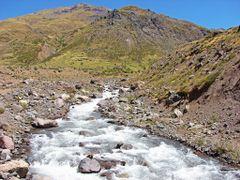 "Vista ""Rio Malo"" desde ""Ruta J-55"" paso internacional ""Vergara""  by <b>Omar Gobbi</b> ( a Panoramio image )"