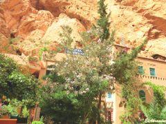 Yasmina Hotel - Todra Gorges, High Atlas  by <b>elakramine</b> ( a Panoramio image )