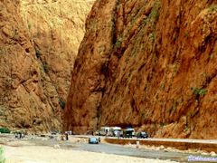 Todra Gorges by <b>elakramine</b> ( a Panoramio image )