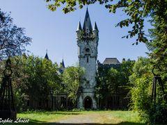 Chateau de Noisy by <b>S. Lhoest</b> ( a Panoramio image )