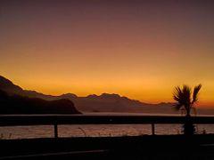 coucher de soleil sur la corniche by <b>aissam1115</b> ( a Panoramio image )