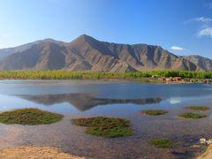 Lhasa River by <b>Danny Xu</b> ( a Panoramio image )