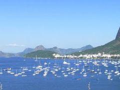 Panoramica da Praia de Botafogo e Pao de Acucar. Com amor para a by <b>Aramos</b> ( a Panoramio image )