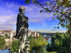 Le Tarn a Albi, France by <b>Pom-Panoramio? YES !</b> ( a Panoramio image )