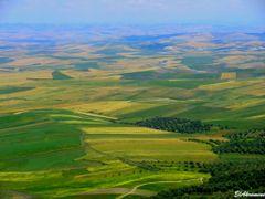Region de Moulay Idriss Zerhoune by <b>elakramine</b> ( a Panoramio image )