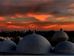 Gluhendes Abendlicht by <b>EA. Stoick</b> ( a Panoramio image )