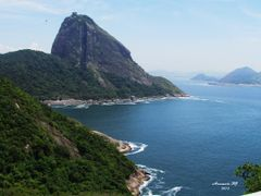 Pao de Acucar visto do Leme II by <b>Aramos</b> ( a Panoramio image )