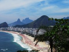 Praia de Copacabana III by <b>Aramos</b> ( a Panoramio image )
