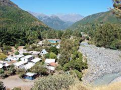 """Rio Claro"" ""Los Quenes""  ""Region del Maule""  ""Chile"" by <b>Omar Gobbi</b> ( a Panoramio image )"