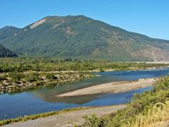 """Rio Maule""  ""San Clemente""  ""Region del Maule""  ""Chile"" by <b>Omar Gobbi</b> ( a Panoramio image )"