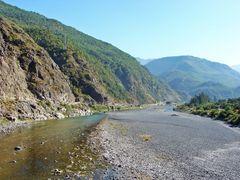"""""""Rio Maule"""" desde el """"Puente Armerillo"""" """"Colbun""""  """"Region del Ma by <b>Omar Gobbi</b> ( a Panoramio image )"""