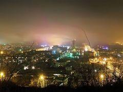 Бердянск. Вид с горы. by <b>Anna Erm</b> ( a Panoramio image )