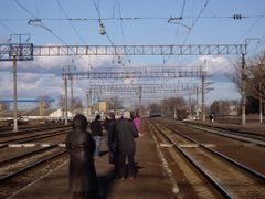 станция смолевичи by <b>Demax</b> ( a Panoramio image )