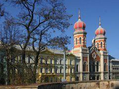 Synagoga v Plzni by <b>Broz</b> ( a Panoramio image )
