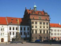 Plzenska radnice by <b>Broz</b> ( a Panoramio image )