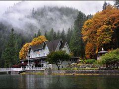The Wigwam Inn by <b>Gabor Retei</b> ( a Panoramio image )