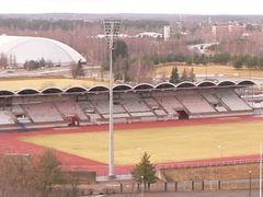 Porin Stadion by <b>mallikas</b> ( a Panoramio image )