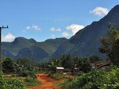 Mai Nam Pakan, Laos  by <b>Le Xuan Hung</b> ( a Panoramio image )