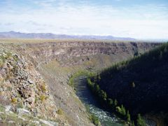 Upper Chuluut valley by <b>ratschan</b> ( a Panoramio image )