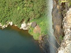 Tamarin Falls (Sept Cascades) by <b>Alfie (Helmut Schutz)</b> ( a Panoramio image )
