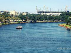 Yarra River by <b>RezaSamami</b> ( a Panoramio image )