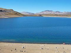 """Vista """"Laguna del Maule""""  """"Region del Maule""""   """"Chile"""" by <b>Omar Gobbi</b> ( a Panoramio image )"""
