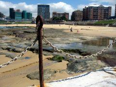 View across Newcastle Beach by <b>Cheryl Parkes</b> ( a Panoramio image )