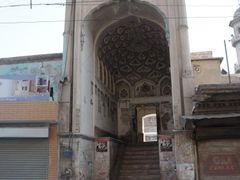 Peshawar, Mahabat Khan Mosque 3 by <b>JanGasior</b> ( a Panoramio image )