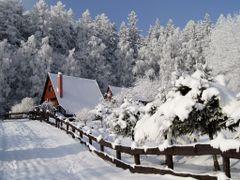 Kraina SNIEGU ! Przesieka  by <b>Malgorzata Grzywacz</b> ( a Panoramio image )