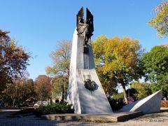 Spomenik vazduhoplovcima Srbije by <b>tosa43</b> ( a Panoramio image )